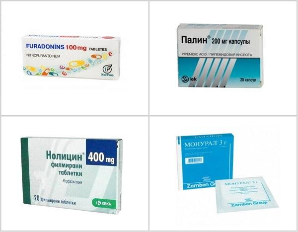 Какие препараты от цистита можно принимать женщинам