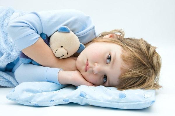 осложнения у детей при цистите