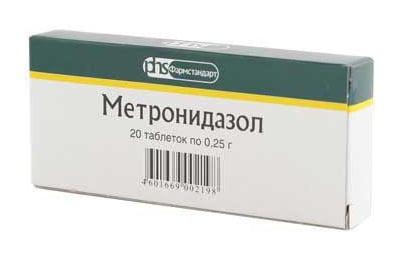 Поможет ли метронидазол при цистите
