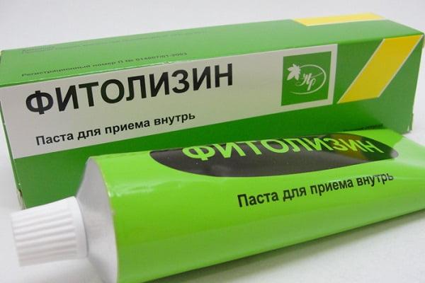 Способы применения Фитолизина при цистите