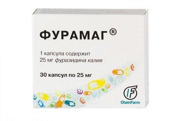 Эффективность лечения цистита Фурамагом