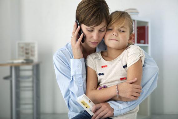 Особенности цистита у детей